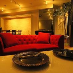 椅子、ソファー席☆ オシャレ度MAX☆記念日やデートに是非♪2~6名様☆