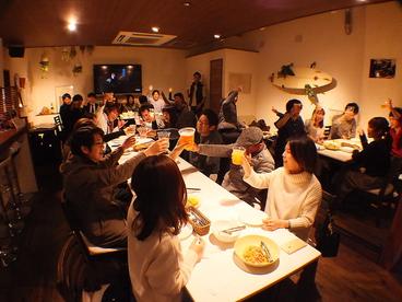 グッド ディール カフェ GOOD DEAL CAFEの雰囲気1
