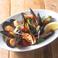料理メニュー写真ムール貝のハーブマリネ
