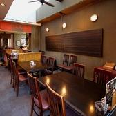 広々使えるテーブル席♪最大18名まで利用可能ですので、ちょっとした宴会にも活用できます(^_^)