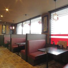 中国料理 盛龍 北野店の雰囲気1