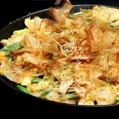 料理メニュー写真八じゅうのサラダ/アボカドサラダ
