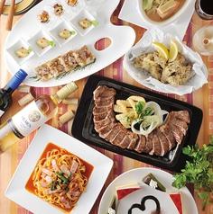 空庭bisとろ kurukuru クルクルのおすすめ料理1