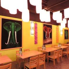 Thailand Restaurant ラムテテーの雰囲気1