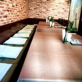 大人数でのご予約の場合も安心!大きなテーブルご用意できます★
