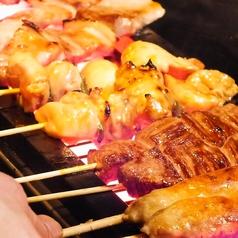 焼き鳥 猿 えんのおすすめ料理1