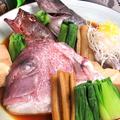 料理メニュー写真鳴門鯛のあらだき