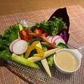 料理メニュー写真季節野菜のバーニャカウダ M