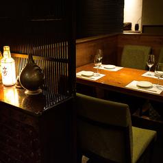 JAPANESE DINING KEYAKI 欅 銀座の雰囲気1