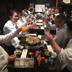 生ラム肉専門店 らむ屋 広島店の雰囲気1