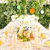 【1F】テーブルセットも可愛らしく♪