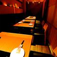 【扉付き完全個室】11~12名様の宴会個室!赤坂個室居酒屋でゆったり宴会◎女子会・合コンにも!赤坂のことぶき屋個室でお楽しみください。