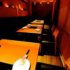 【扉付き完全個室】11~12名様の宴会個室!赤坂個室居酒屋でゆったり宴会◎女子会・合コンにも!赤坂の個室でお楽しみください。