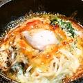料理メニュー写真とろとろ石焼チーズビビンバ/ネギ旨ガーリック石焼ビビンバ