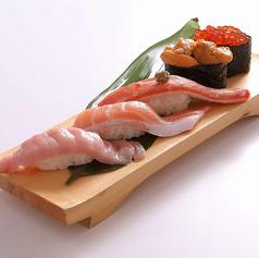 沼津 魚がし鮨 横浜 ランドマークプラザの写真