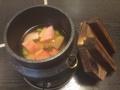 料理メニュー写真金目鯛の釜飯