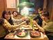東7条松の実本店で美味しい焼肉を食べながら皆で乾杯★