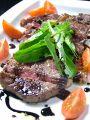 料理メニュー写真牛肉のタリアータ