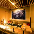 肉バル KAGA 加賀 新宿東口本店の雰囲気1