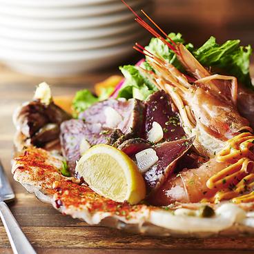 魚とワイン はなたれ The Fish and Oysters 田町店のおすすめ料理1