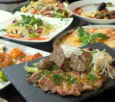旬菜Dining ラープ Larp 明石のコース写真