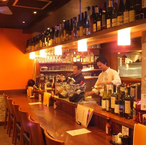 Latin bar SaoLuis (ラテンバル サンルイス)|店舗イメージ1