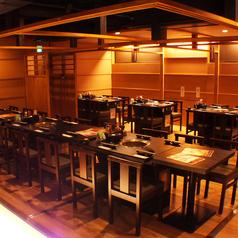 食べ放題専門店 宮崎肉本舗の雰囲気1