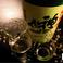 神亀(純米・埼玉) 燗酒向きの日本酒