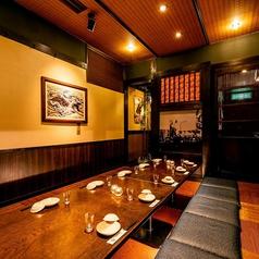 ◆掘り炬燵◆柏店は内装も徹底してこだわります◎居酒屋をお探しなら当店へ!