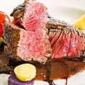 料理メニュー写真国産牛赤身のグリル~特製ソースで~