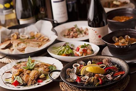 スペイン料理 アリオンダスの写真