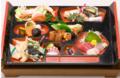 料理メニュー写真仏事割子(ご飯付き)