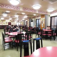 味仙で宴会♪200名まで宴会可能の広いフロア、個室も!