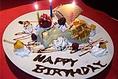 【デザートプレート有り】当店では、お誕生日や記念日など、主役の方に当店からささやかではありますが、プレートの無料サービスをしております。
