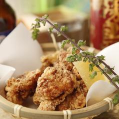 料理メニュー写真● 北海道名物・滋養鶏ザンギ