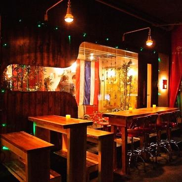 タイ料理 ガパオ食堂 青山の雰囲気1