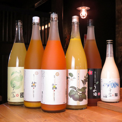 日本酒食堂 hularitoの特集写真
