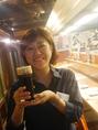 女将さんおすすめの【ドライブラックエクストラコールド】 マイナス温度抽出により、ブラックのコクを感じながら、シャープなキレを演出する和食に合う黒ビールです。