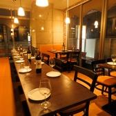 10名~20名の半個室席♪広々とお使いいただけます!テーブルは自由に組み合わせることができます!