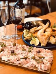 Italian&Rotisserie TRATTORIA LA COCORICO ラ ココリコ 横浜東口店のコース写真