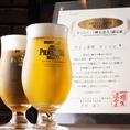 【サントリー樽生達人認定店】で飲むビールは格別ですよ☆