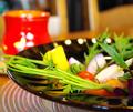 料理メニュー写真季節を感じれる地野菜のバーニャカウダ!お一人様からご用意しております。