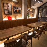 CONA コナ PIZZA&MEAT 新越谷店VARIE店の雰囲気2