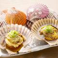 料理メニュー写真長太郎貝の浜焼き(1枚)