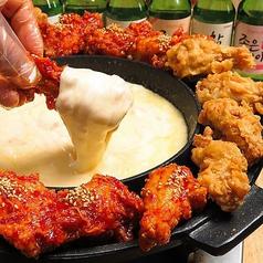 肉×鍋×韓国料理 韓国バル OKOGE 梅田お初天神店の特集写真