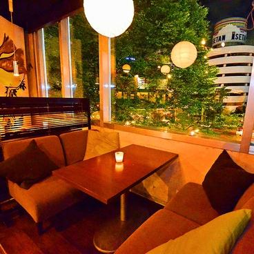 瓦 ダイニング kawara CAFE&DINING 新宿本店の雰囲気1