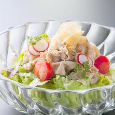 瓢斗サラダ