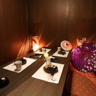 弘前駅の宴会はゆったり落ち着ける和の個室空間居酒屋!