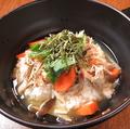 料理メニュー写真鶏飯 (レギュラー)