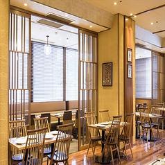 ビュッフェレストラン 百彩健美 あけびの実の雰囲気1